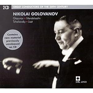 Nikolai Golovanov Great Condu