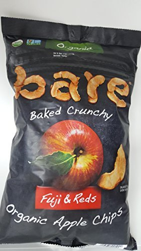 Bare Baked Crunchy Organic Apple Chips Fuji & Reds (Bare Fruit Fuji Apple Chips compare prices)