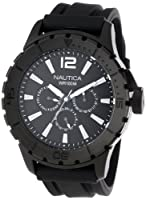 Nautica Men's N17594G NSR 05 Sporty Resin Watch from Nautica