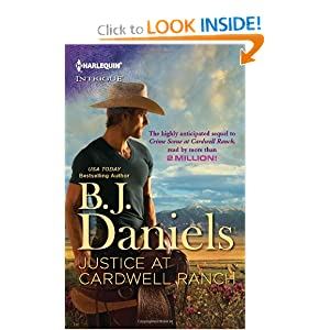 Justice at Cardwell Ranch (Harlequin Intrigue)