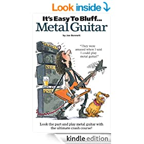 It's Easy To Bluff... Metal Guitar