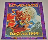 Cal 99 Lovemates Elfquest (0936861517) by Pini, Wendy