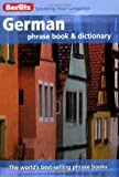 Berlitz German Phrase Book  &  CD (English and German Edition)