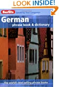 Berlitz: German Phrase Book & CD (Berlitz Phrase Book & CD)