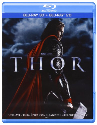 Thor (Blu-ray 3D) [Blu-ray]