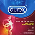 Durex Performax Intense Ribbed & Dott...