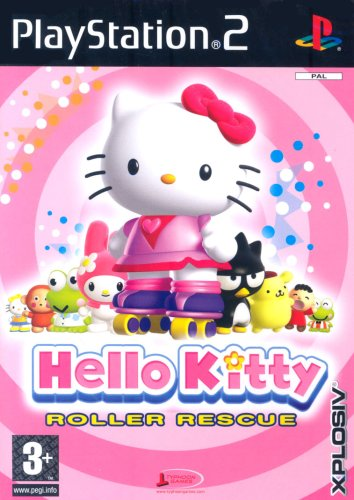 Hello Kitty: Roller Rescue - Limited Edition Pink Box (PS2)