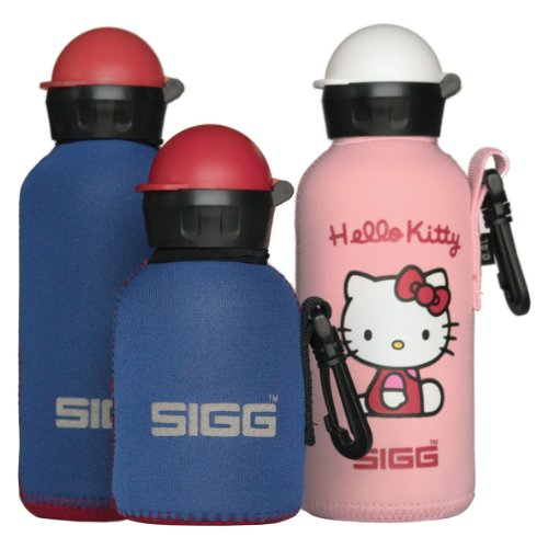Sigg Flaschenhülle NEOPRENE HELLO KITTY, rosa, 8317.4, 2.00 euro/100 ml