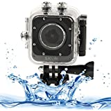 SUNSKY SJCAM M10 Cube Mini Waterproof Action Sports Camera With 170-degree Wide-angle Lens 1.5 Inch LTPS Screen... - B01MAVS5NS