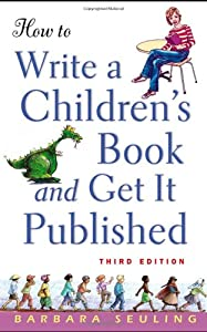 """Cover of """"How to Write a Children's Book ..."""