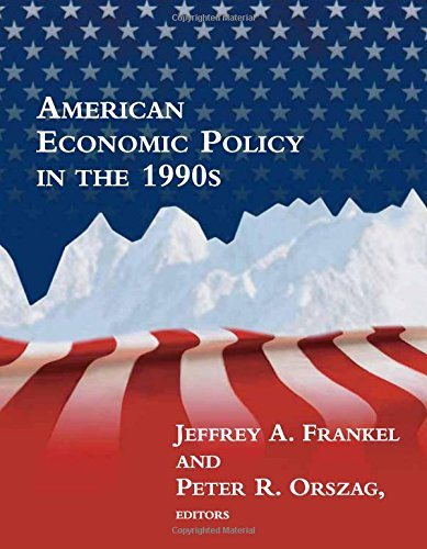 American Economic Policy in the 1990s