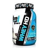 BPI Sports Whey-HD Ultra Premium Whey Protein Powder, Milk & Cookies, 2 Pound