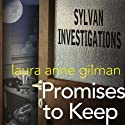 Promises to Keep Audiobook by Laura Anne Gilman Narrated by Corey Snow