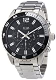 Hugo Boss Men's Quartz Watch 1512806 1512806 with Metal Strap