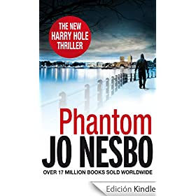Phantom: A Harry Hole thriller (Oslo Sequence 7) (Harry Hole 8)