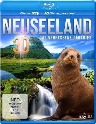 Neuseeland 3D - Das vergessene Paradies (inkl.