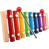 Susenstone(TM) Baby Kid Musical Toys Xylophone Wisdom Development Wooden Instrument