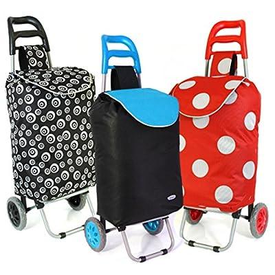 Karabar Super Lightweight Shopping Trolley - 3 Years Warranty! by Karabar