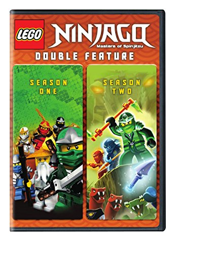 LEGO Ninjago: Masters of Spinjitzu Seasons One and Two Double Feature