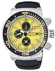 Seiko Men's SNDA61 Chronograph Dive Watch