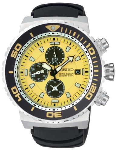 Seiko men 39 s snda61 chronograph dive watch best watches - Best seiko dive watch ...
