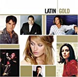 Disco de David Bisbal - Latin Gold (Anverso)