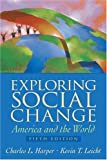 img - for Exploring Social Change: America and the World (5th Edition) book / textbook / text book