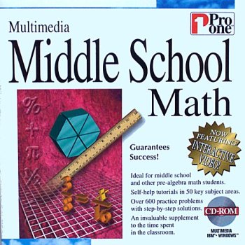 Multimedia Middle School Math
