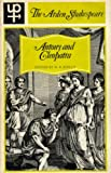 Antony and Cleopatra (Arden Shakespeare) (0416476309) by William Shakespeare