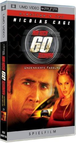 Nur noch 60 Sekunden (Director's Cut) [UMD Universal Media Disc]
