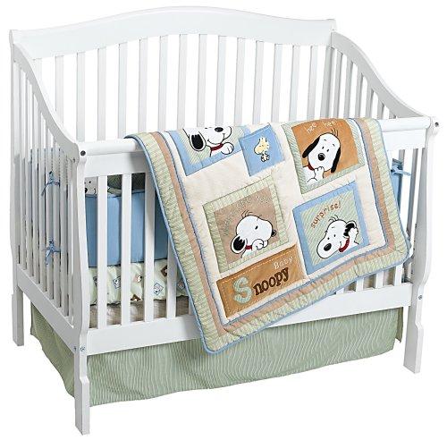 Snoopy world snoopy bedding set for World crib bedding