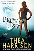 Pia Saves the Day: A Novella of the Elder Races (English Edition)