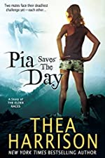 Pia Saves the Day: A Novella of the Elder Races (A Novel of the Elder Races)