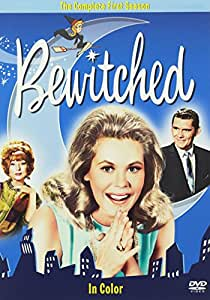 Bewitched: The Complete First Season (Bilingual)
