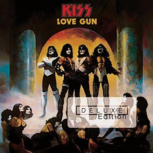 Love Gun by KISS (2015-08-03)