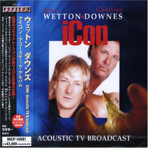Icon: Acoustic Tv Broadcast