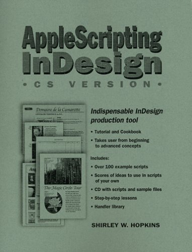 Buy AppleScripting InDesign097074966X Filter