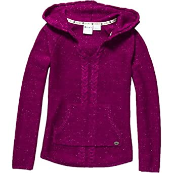 Roxy - Girls One Dream V-Neck Sweater, Size: X-Large, Color: Wild Aster