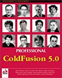 Professional ColdFusion 5.0