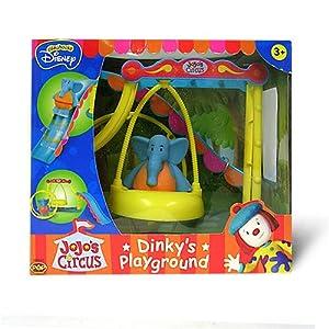 Disney playhouse jojo s circus dinky s playground set toys amp games