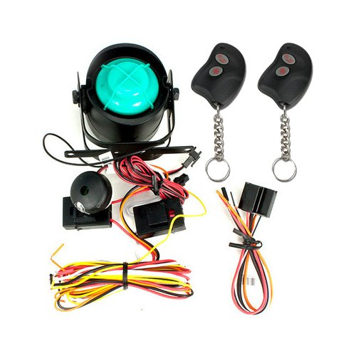 Audiovox Aa940 Self Contain Remote Alarm With Parking Light Flash