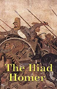 "Cover of ""The Iliad"""