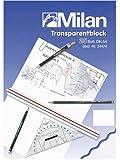 Bringmann 244/4  - Folia A4 de papel transparente de 25 hojas