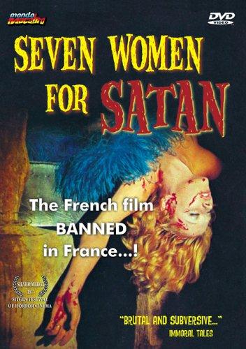 Seven Women for Satan [DVD] [Region 1] [US Import] [NTSC]