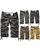 Surplus Homme Trooper Legend 3/4 Shorts