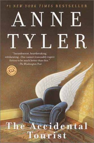 The Accidental Tourist: A Novel (Ballantine Reader