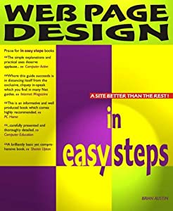 Web Page Design In Easy Steps Amazon Co Uk Brian Austin