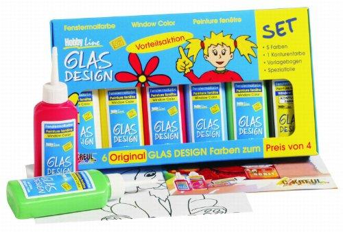 Hobby Line 42847 - Glas Design Aktions-Set