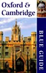 Oxford and Cambridge (Blue Guides)