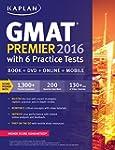 Kaplan GMAT Premier 2016 with 6 Pract...
